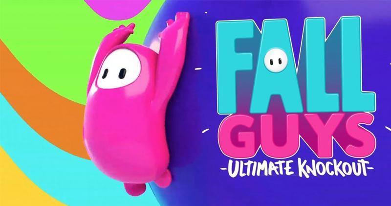 Fall Guys:Ultimate Knockout (網上圖片)