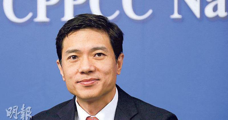 百度據報明起招股 售4%股份料集資234億。圖為百度董事長李彥宏。
