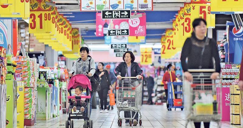 內地2月固投增35%仍遜預期 工業增加值、零售勝市場預期
