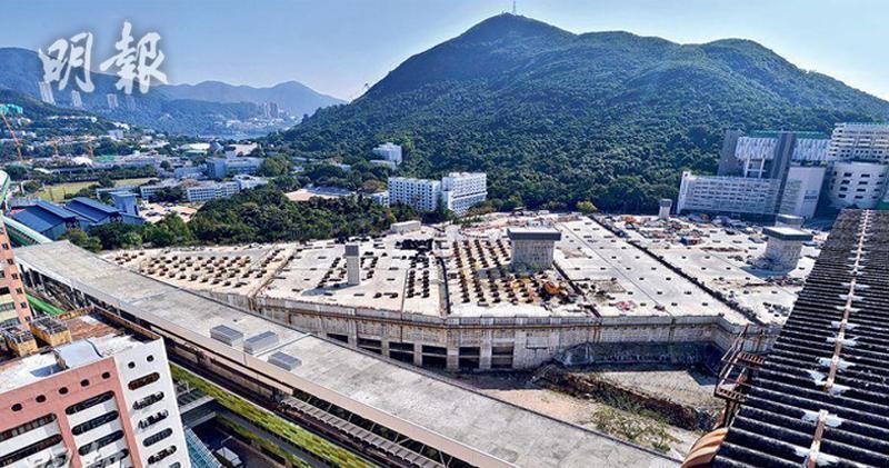港島南岸6期今招標 項目估值約100億