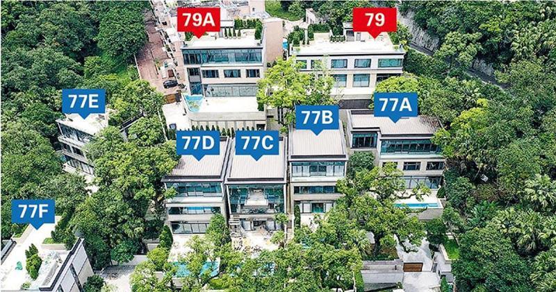 公司客付1.65億辣稅購山頂道洋房 夠買25伙維港滙開放戶