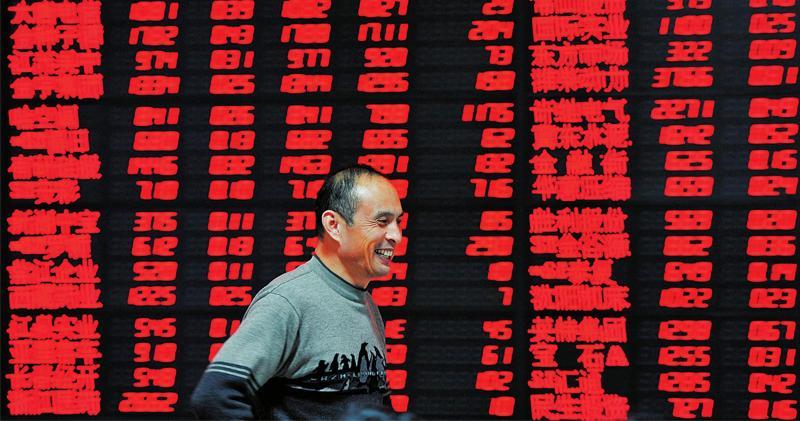 内地股市個別發展 創業板指數2700點遇阻力