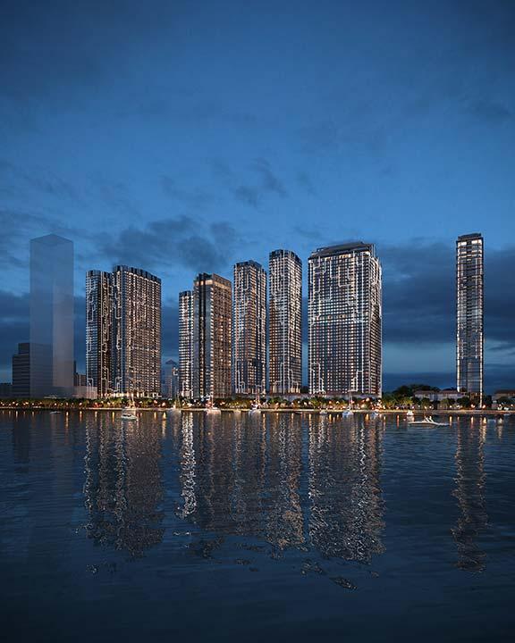 越南首個品牌住宅Grand Marina, Saigon將在香港發售。