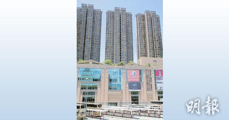 新元中466呎連天台戶708萬沽 平屋苑兩房最高價