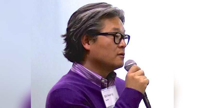 Bill Hwang(圖片來源:Faith, Vocation and Culture Forum fb專頁)