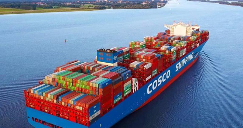 中遠海運去年多賺12% 派息2.256仙