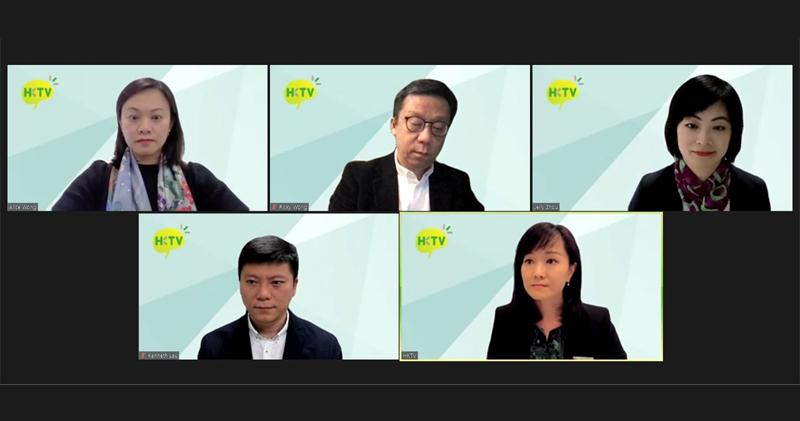 港視:香港未有全面投入競爭對手 改名冀海外更多發展