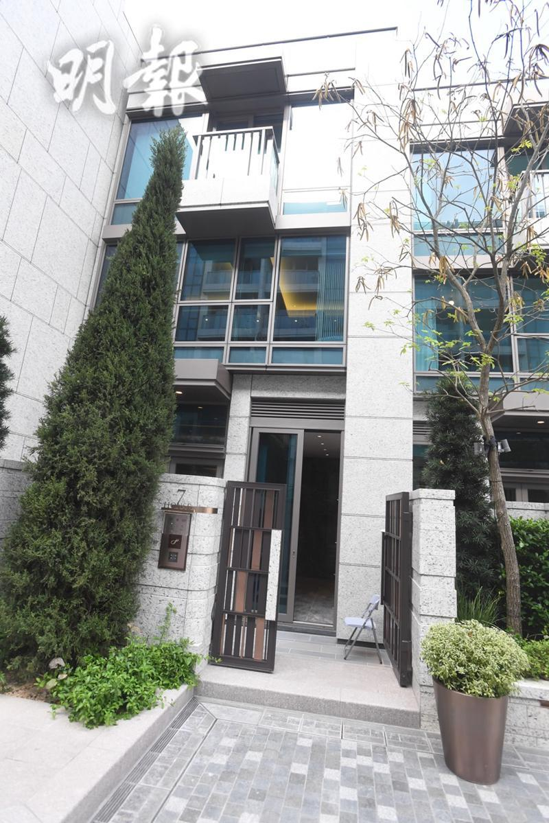 133 PORTOFINO 全新洋房示範屋 (劉焌陶攝)