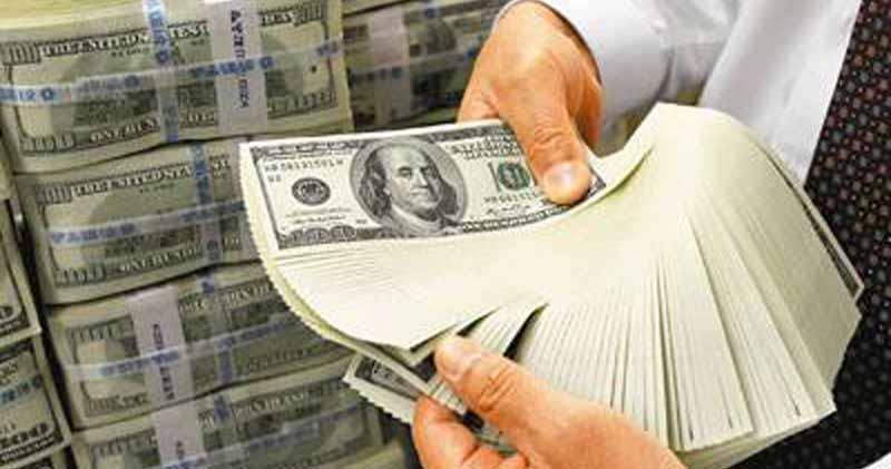 IMF:美元去年第四季在全球外儲比例降至25年最低