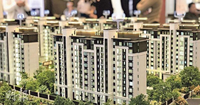 恒大上月賣樓金額升4.4% 萬科首季售樓增三成