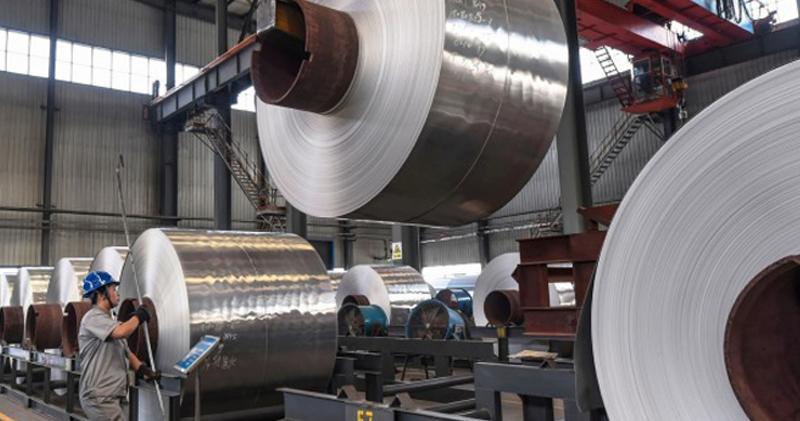中鋁料今年首季純利勁升30倍至9.67億人幣