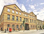 英國南豐作坊位於倫敦攝政區Cottam House,原為一幢維多利亞式倉庫,作坊將於今年6月啟用。