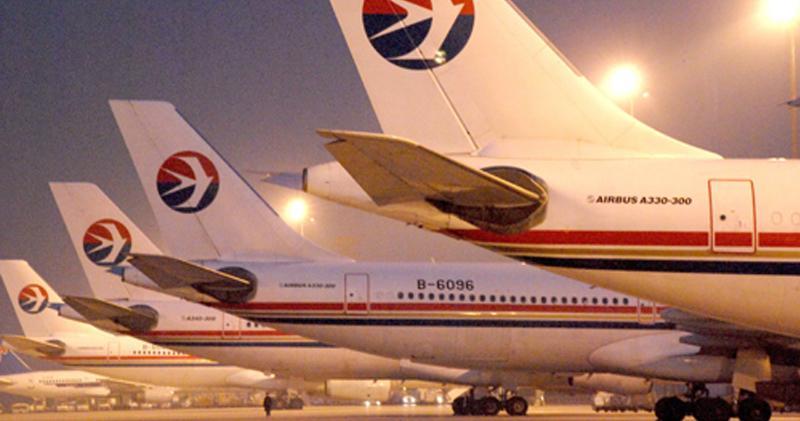 東方航空上月客運力升1.4倍 旅客周轉量升2.2倍