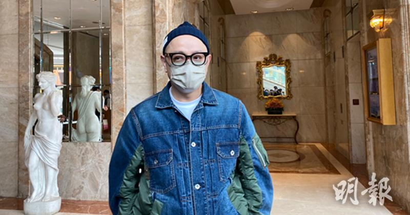 I.T通過私有化議案 本月29日除牌。圖為I.T主席沈嘉偉今早出席股東特別大會。(蕭嘉聰攝)