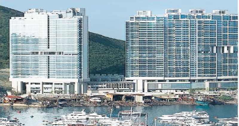 晉環逸南開售在即 南灣「大一房」2750萬易手