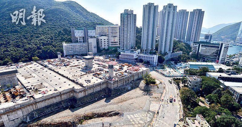 會德豐奪港島南岸第6期住宅發展權