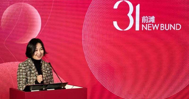 信德陸家嘴上海「前灘31」最快2023年4月開業