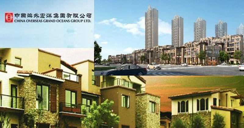 中國海外宏洋首季營業額增17%