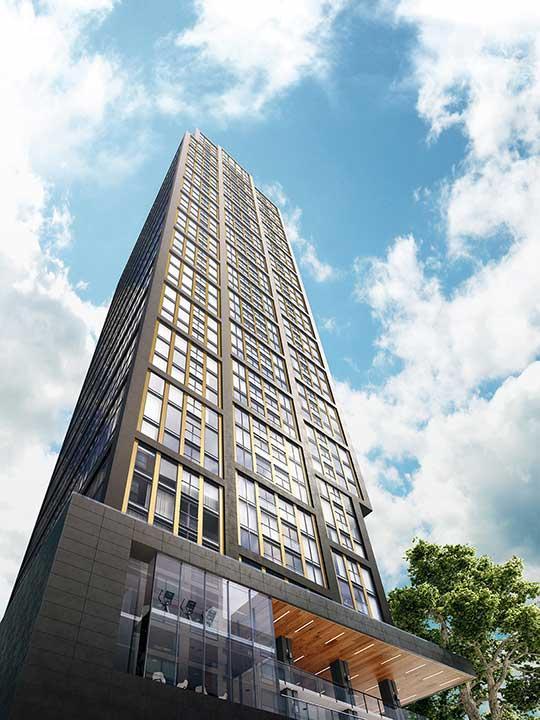 由獲獎無數的發展商CentreCourt興建,也是許多投資者等候了兩年的黃金地段。
