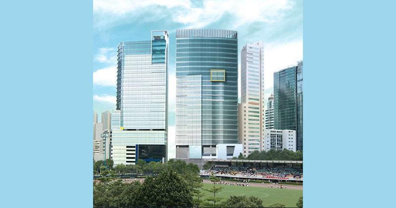 職訓局再增持億京廣場2伙 6年共4.8億掃17伙