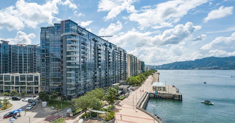 朗濤4房4367萬沽呎價突破2.5萬 項目標準戶雙新高