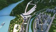 萬達國家度假區全新臨江住宅項目:萬達西江府。