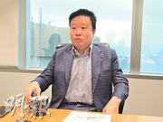 德勤中國副主席黎嘉恩表示,在接手方正資訊及北大資源清盤個案時,冀爭取於今個月內確定處理方向。(陳偉燊攝)