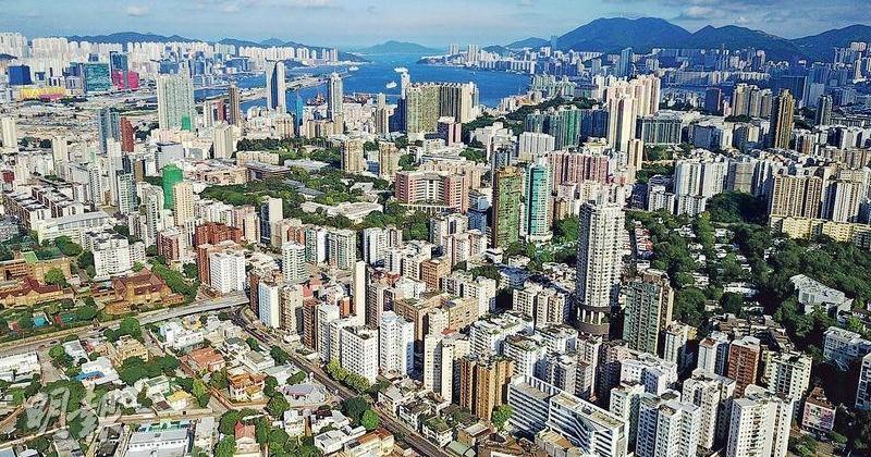 彭博:外籍人士撤離港租賃市場續受壓 料今年租金最多或插一成