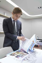 潘家鏗相信,到海南的旅遊人次 足以支持主題樂園的營運。