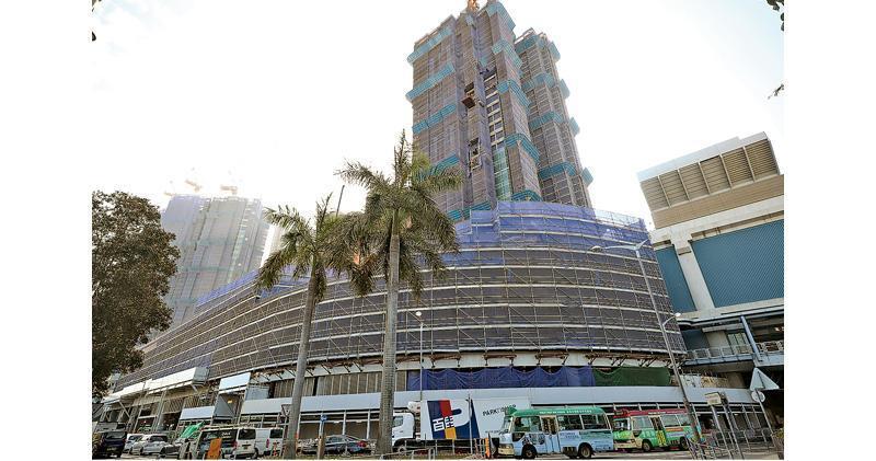 屯門最大型項目起動 新地兆康申預售  240萬呎住宅多達4600伙  1A期824伙先上馬