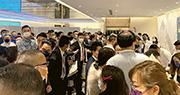 晉環次輪銷售仍熾熱,悉數售出以價單發售的180伙,有一組港島客更斥近2億元購入7伙。