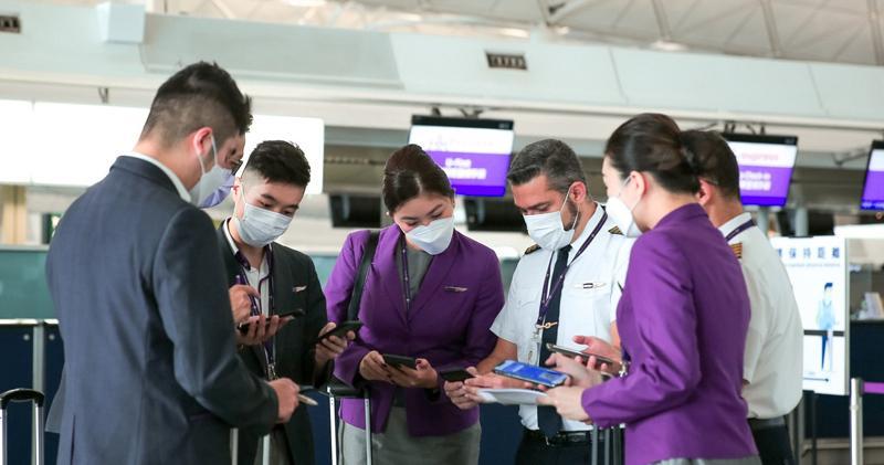 香港快運完成電子健康護照平台測試