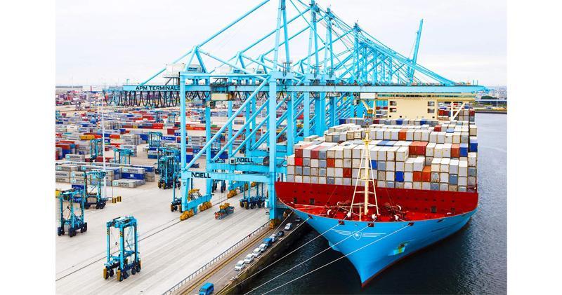 和記港口落實收購荷蘭鹿特丹APMTR碼頭