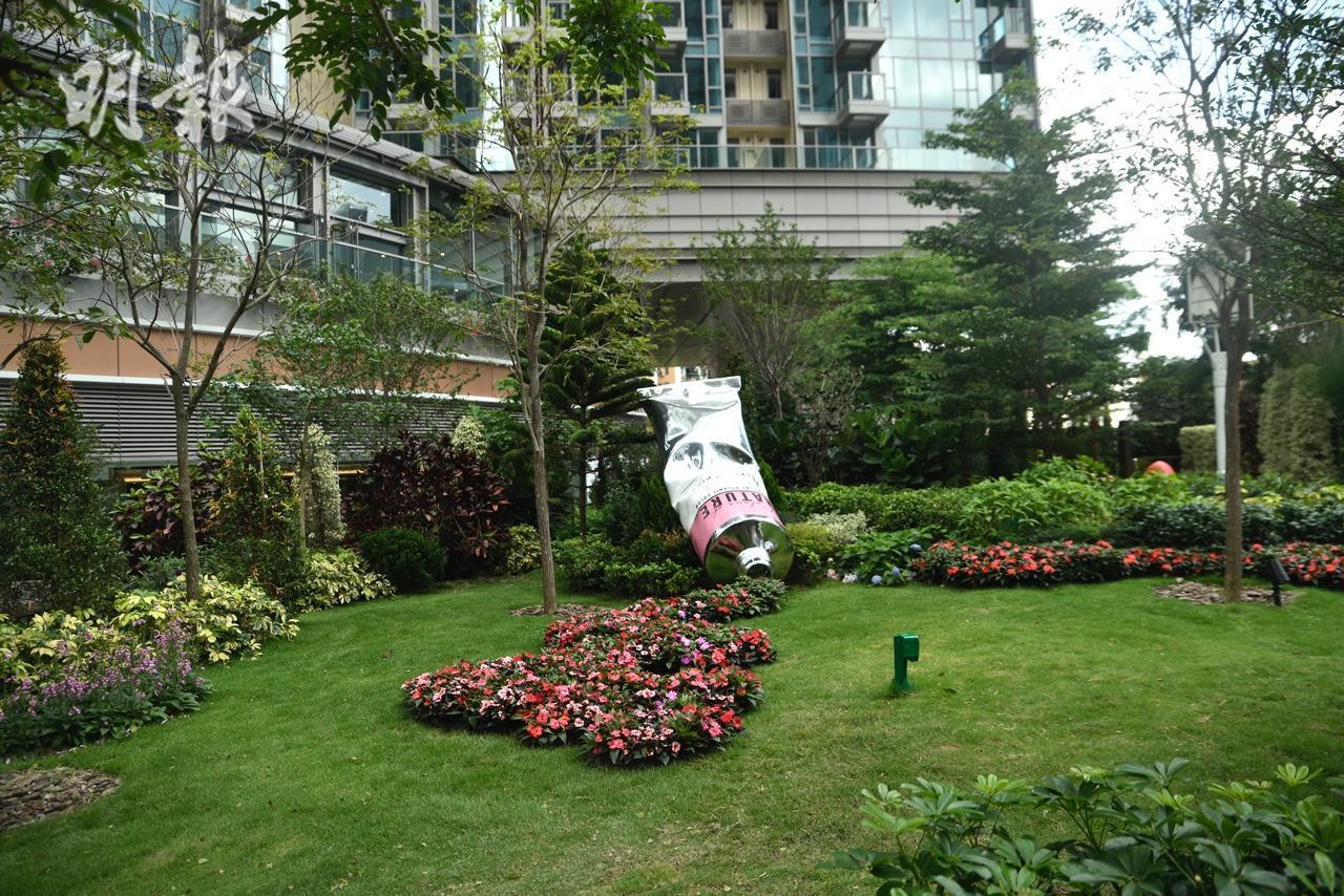 多相︳凱匯10萬呎會所 打造成觀塘「城市綠洲」(馮凱鍵攝)