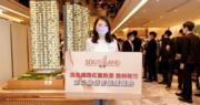 路勁地產銷售及市場推廣總監封海倫(圖)表示,晉環第三輪銷售僅開售2小時,已售出約120伙。