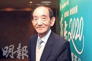 鄧氏家族昨日發表聲明,指鄧成波(圖)前日在一眾家人陪伴下於養和醫院安詳辭世。(資料圖片)