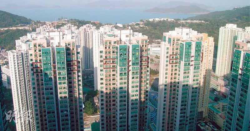 東港城兩房782萬沽 23年升值兩倍