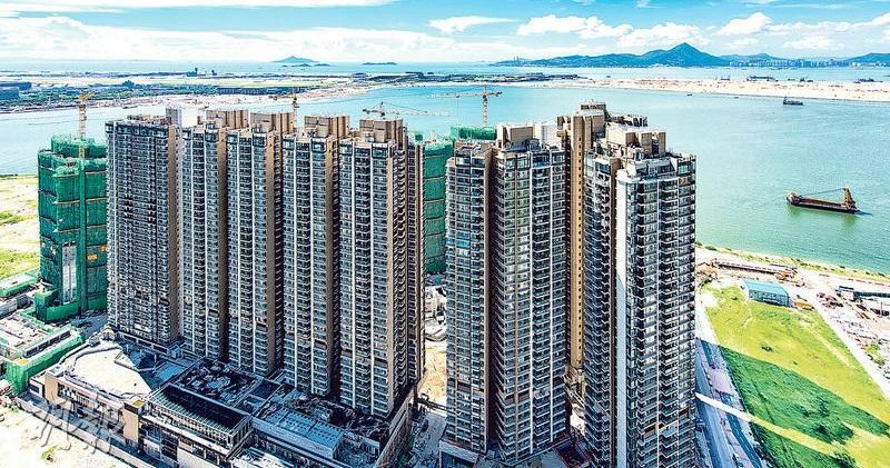 昇薈1房破頂價736萬沽 呎價1.65萬屋苑二手新高