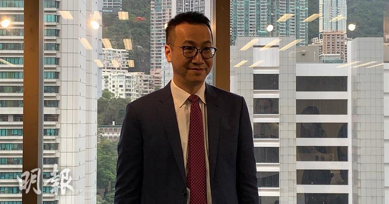 黃國英:美股長遠跑贏中港股 炒虛幣回報難持久