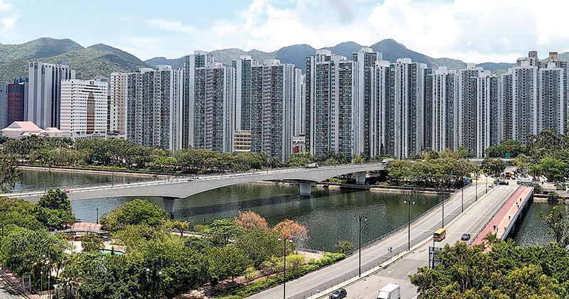 第一城呎價2.1萬逼高峰 2房天台戶608萬易手