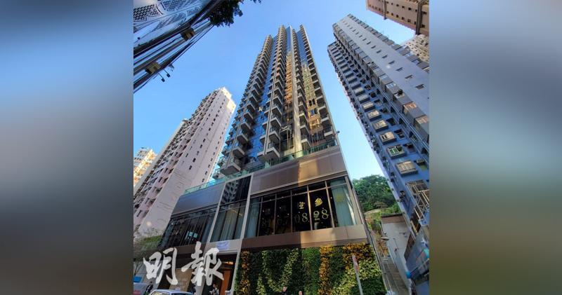 逸瑆開放式戶1.48萬租出 呎租52元