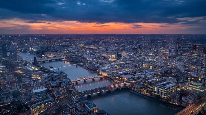 英國推出「BNO 5+1」移民措施,大批港人移民倫敦,帶動當地樓市發展。