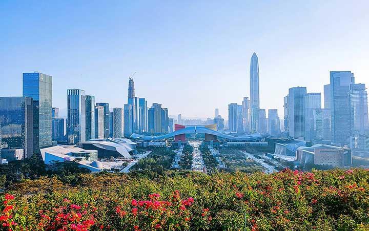 許大衛認為大灣區置業首選深圳等核心城市。