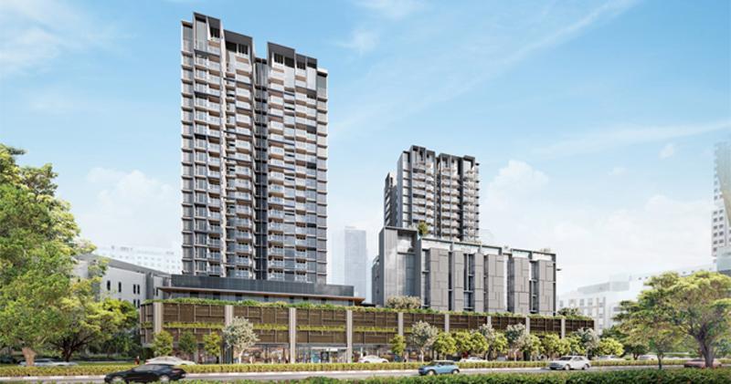 永泰獅城新盤THE M下周在港推售 實呎1.38萬起