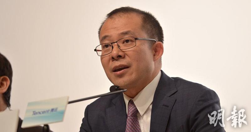 騰訊劉熾平減持30萬股 套現近1.9億
