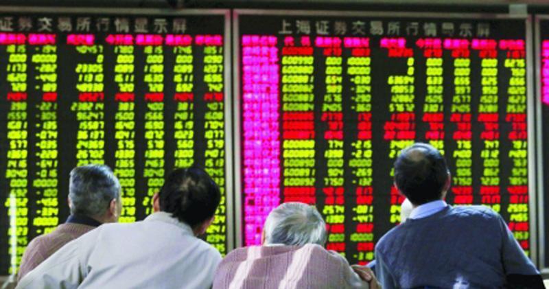 內地股市個別發展 上證開市升5點