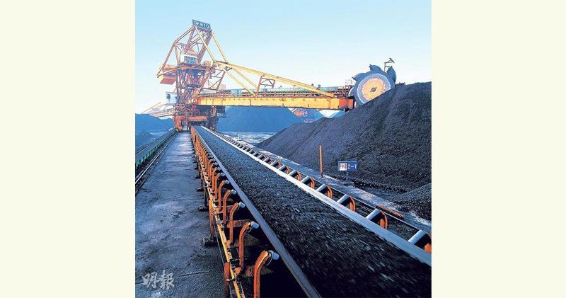 彭博:中央擬對動力煤設價格限制