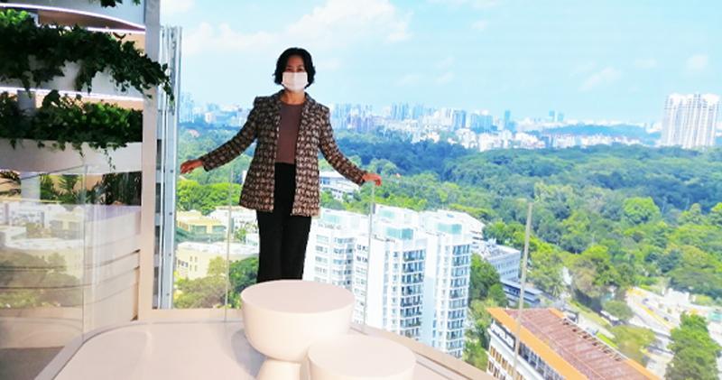 信德柏皓呎價3.4萬 創新加坡住宅新高