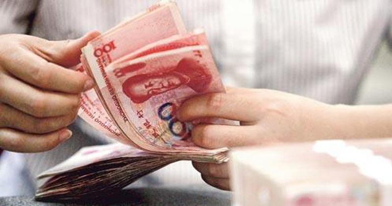 中國5月M2增8.3% 連續兩月低於9%