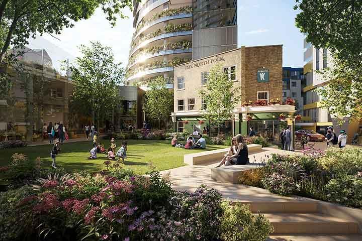 遠東發展應Boris Johnson要求,購入及翻新該處的英式酒吧。